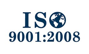AIG Certified for ISO 9001:2008