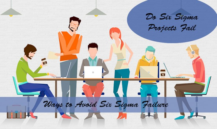 Why Six Sigma Projects Fail?