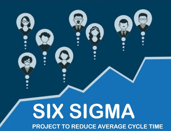 Six Sigma Project to Reduce Average Cycle Time