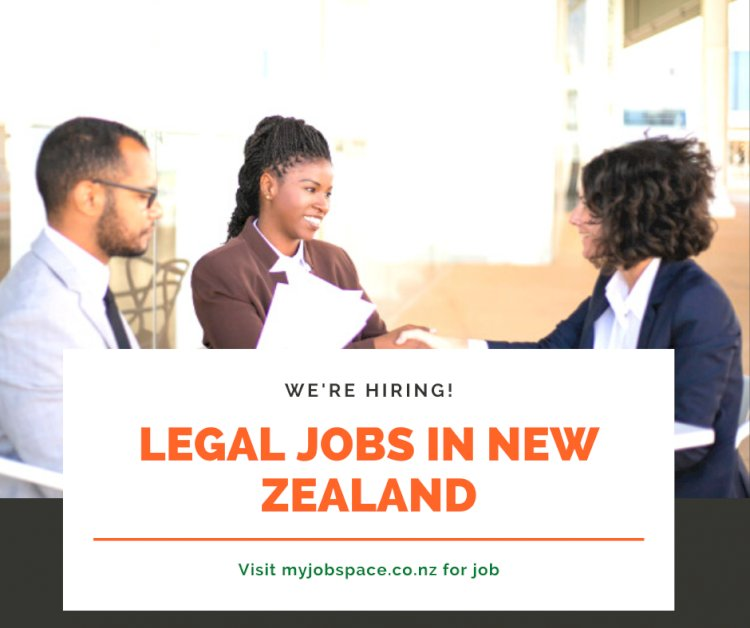 legal jobs in New Zealand
