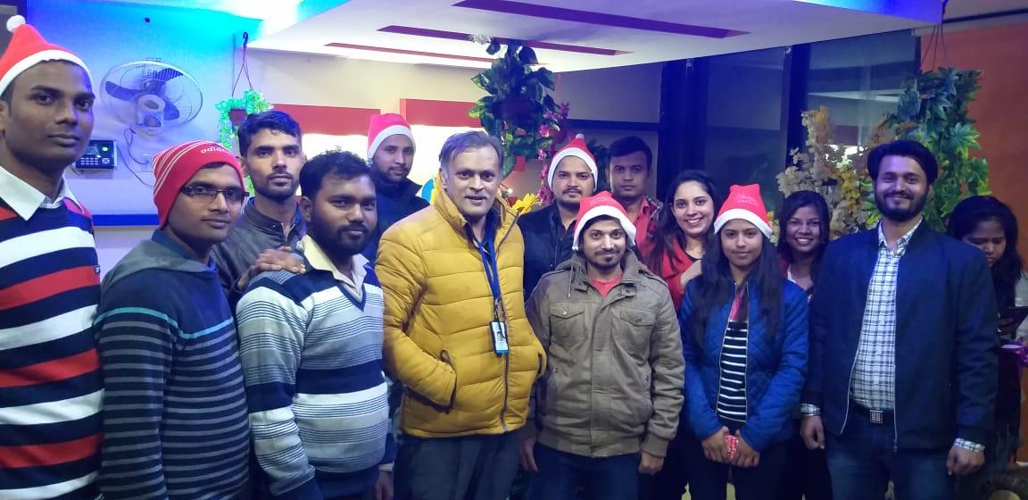 AIG Christmas Eve 2018