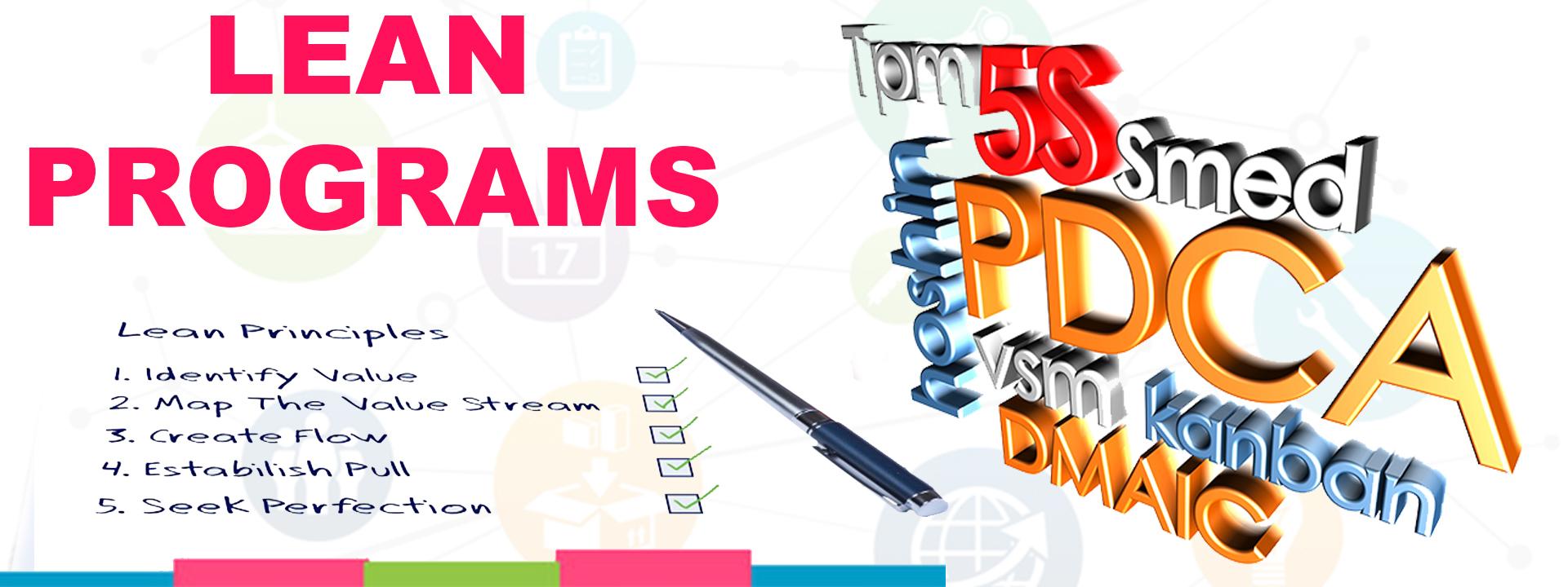 Lean Programs